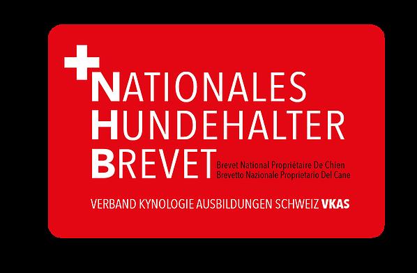 Inhalt des Nationales Hundehalter Brevet NHB